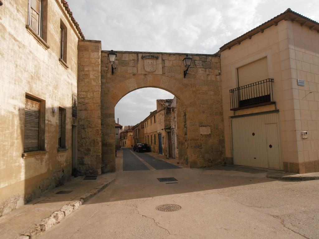 Arco puerta norte