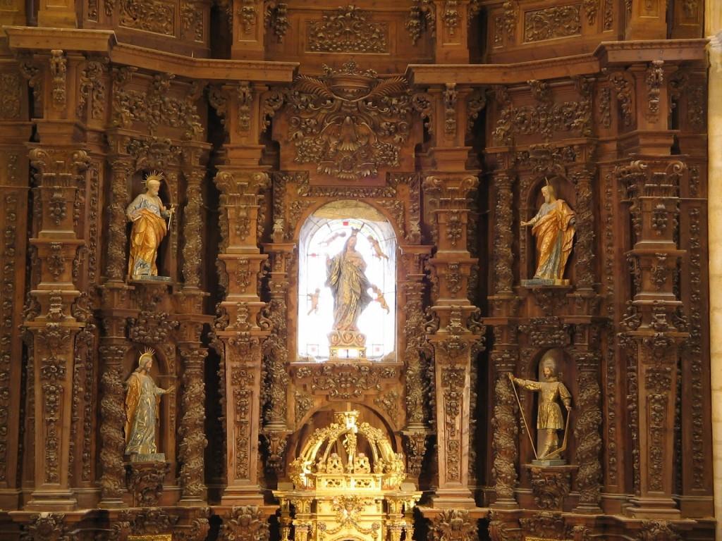 Imágenes retablo
