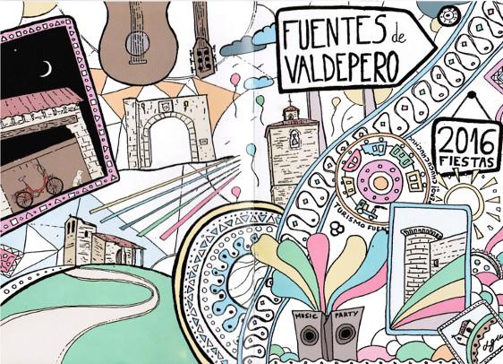 programa fiestas valdepero 2016