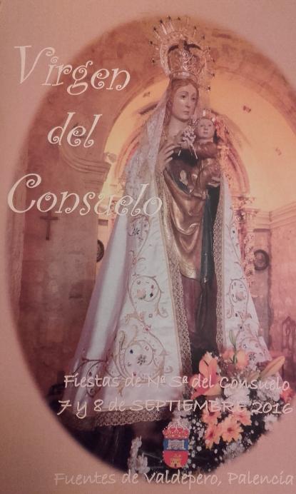 Programa Virgen Consuelo 2016-